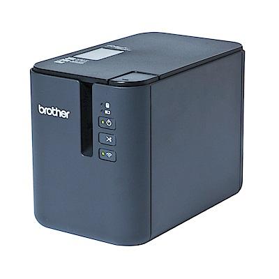 Brother PT-P950NW 網路型超高速專業無線行動標籤機