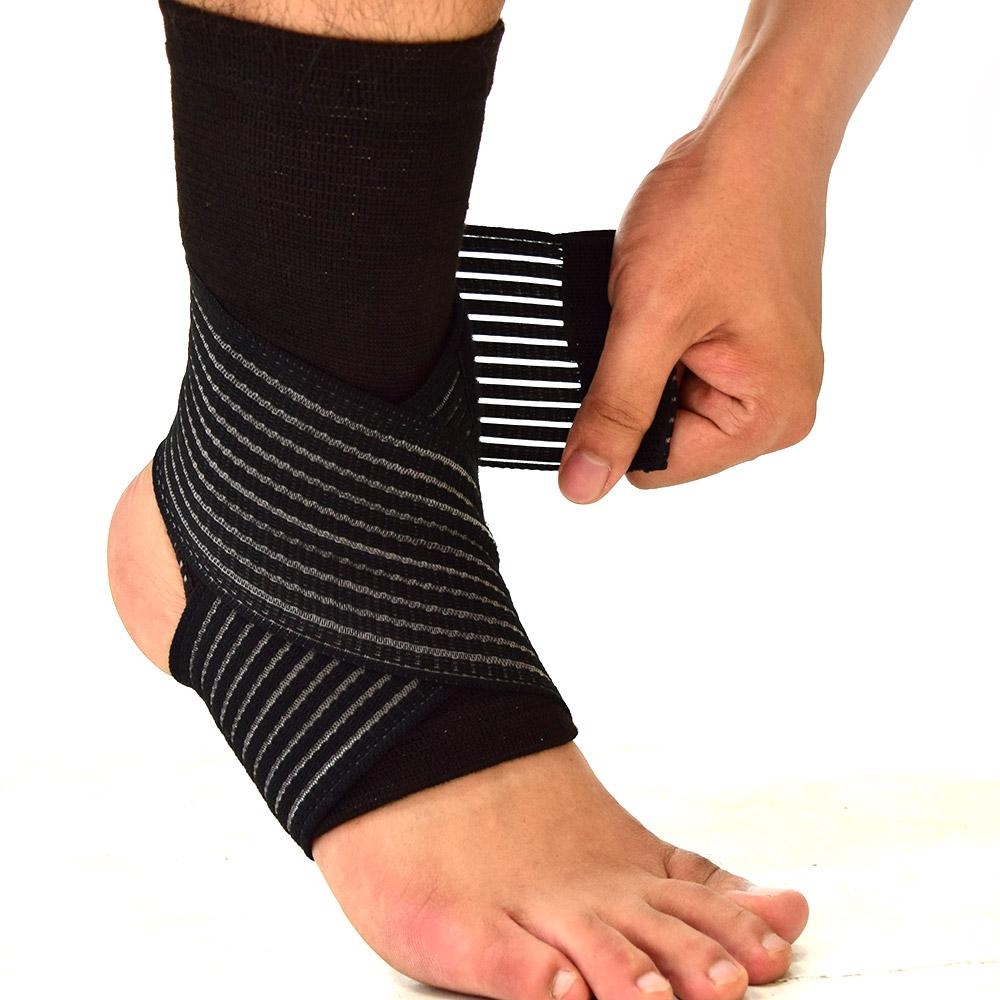 2in1雙重加壓纏繞式護腳踝 -快速到貨
