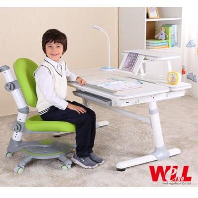 E502 兒童成長人體工學桌