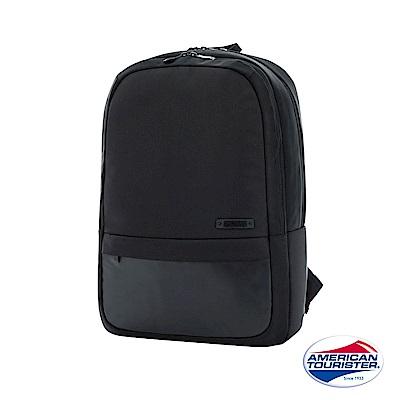 AT美國旅行者 Scholar簡約都會筆電後背包I 15.6黑