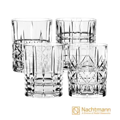 Nachtmann 高地威士忌杯(4入)
