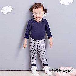 Little moni 純棉家居系列印圖長褲 (共2色)
