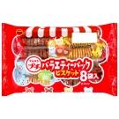 Bourbon北日本 北日本8袋餅乾(162g)