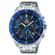 EDIFICE 極速時尚魅力俐落帥氣指針腕錶(EFR-552D-1A2)藍框/47mm product thumbnail 1