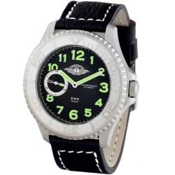 MOSCOW CLASSIC 俄羅斯海底潛艇機械腕錶-黑/55mm