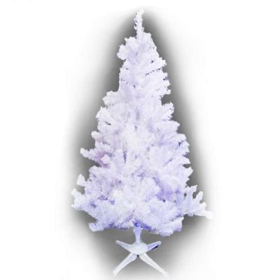 台製6尺(180cm)豪華型夢幻白色聖誕樹-裸樹