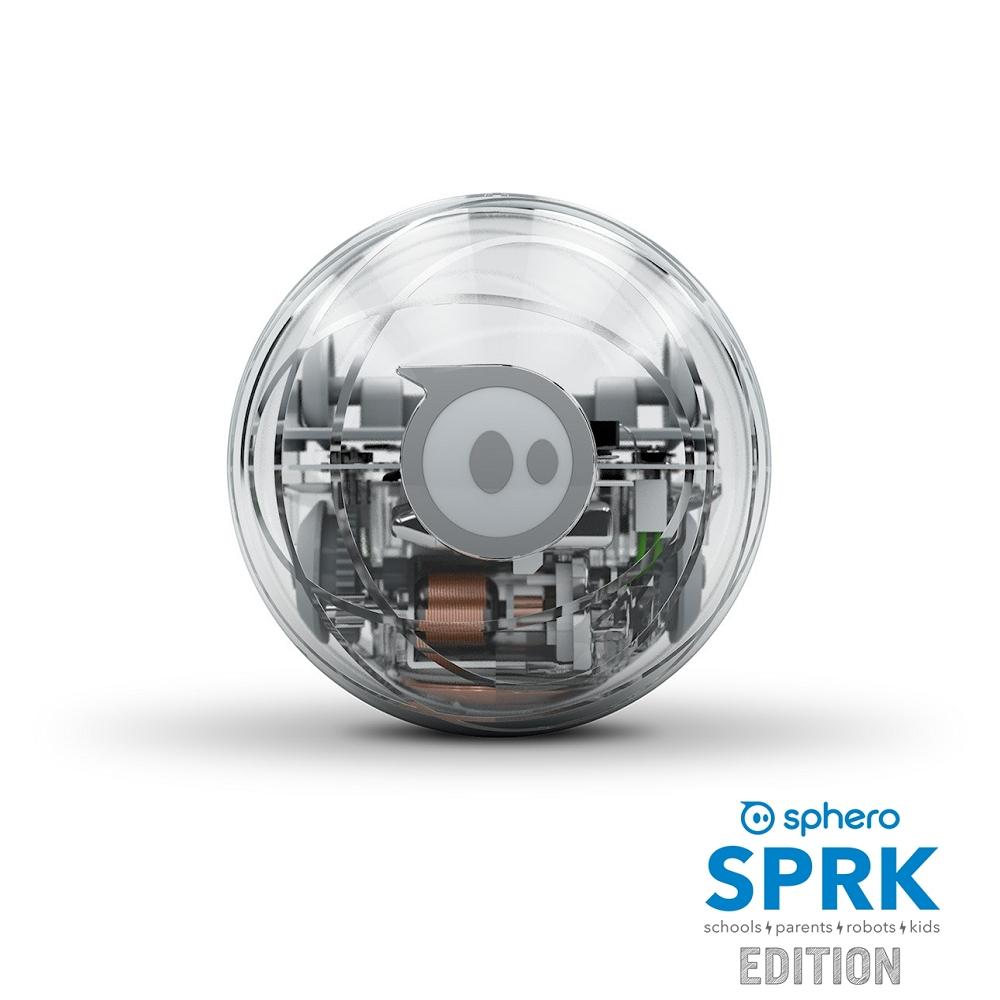 Sphero SPRK 智能機器人球-透明教學版