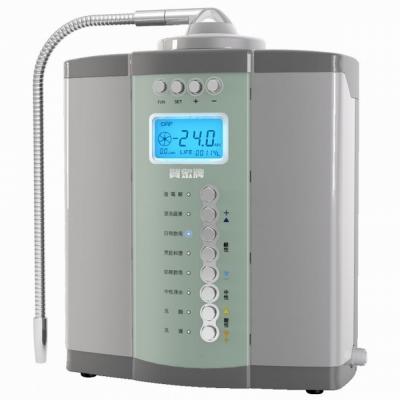 賀眾牌桌上型活性氫電解水機UA-6502JS-1