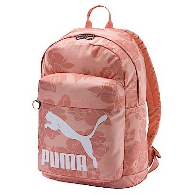 PUMA-男女PUMA Originals後背包-粉紅