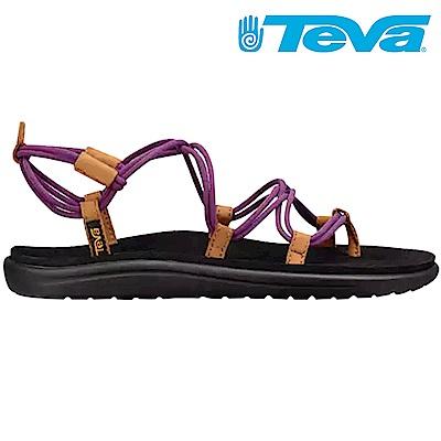 TEVA Voya Infinity 女休閒拖鞋 紫紅TV1019622BYSB