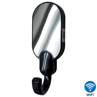 【CHICHIAU】WIFI無線網路高清1080P無孔掛勾-針孔微型夜視攝影機+影音記錄