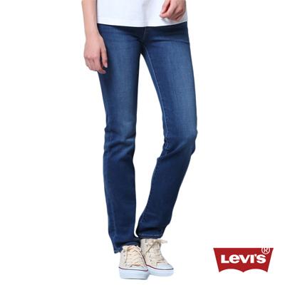 Levis 女款 312 低腰窄管牛仔褲 高彈力塑型布料 - 動態show
