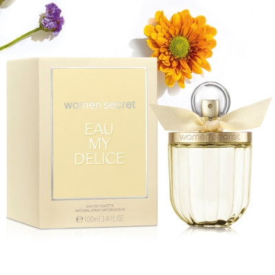 WOMEN SECRET EAU MY DELICE繽紛樂活女性淡香水100ml