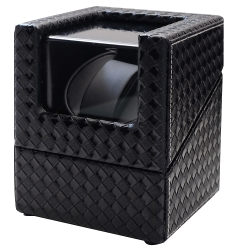 PARNIS BOX 獨家訂製 編織 現貨 居家收納 自動盒 搖錶器 自動00-BB