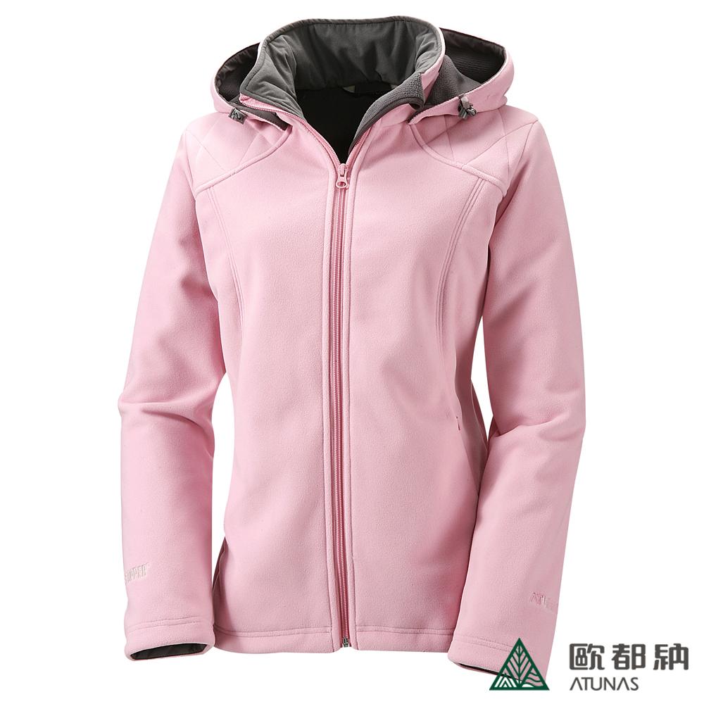 歐都納 A-G1165W 女款WINDSTOPPER防風保暖外套