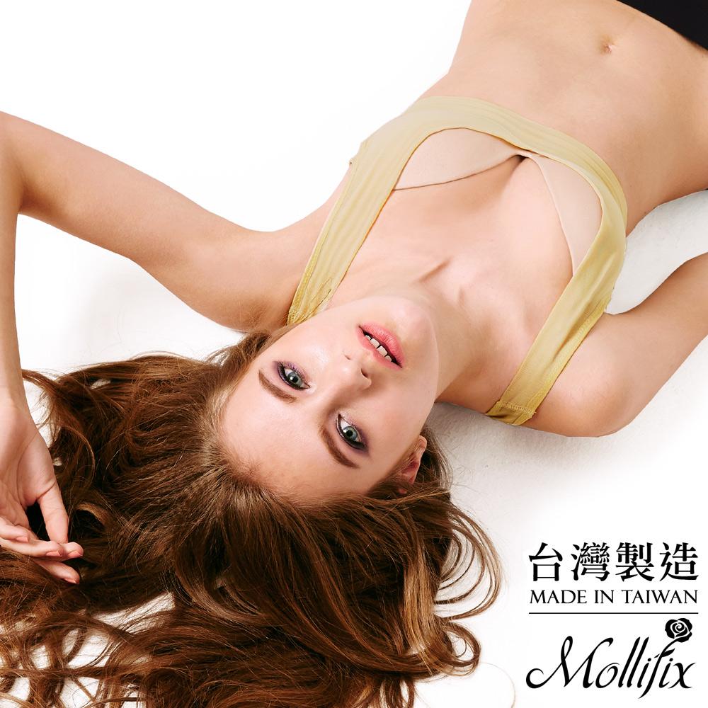 Mollifix 零著感夜寢集中美胸衣 (膚色)