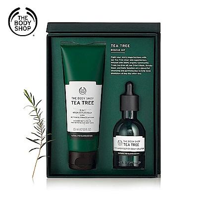 The Body Shop 天然茶樹精選原裝禮盒