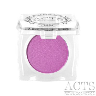 ACTS 維詩彩妝 細緻珠光眼影 粉紅紫5400
