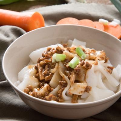 栗園米食 中華炸醬粄條(5入/袋)