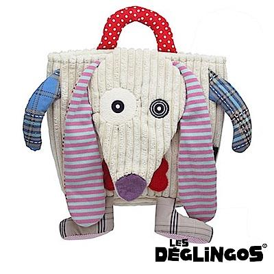 Les Deglingos 立體玩偶背包(兒童背包)-狗 (NONOS)