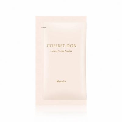 Kanebo佳麗寶 COFFRET D'OR纖透美肌蜜粉(蕊) 15g