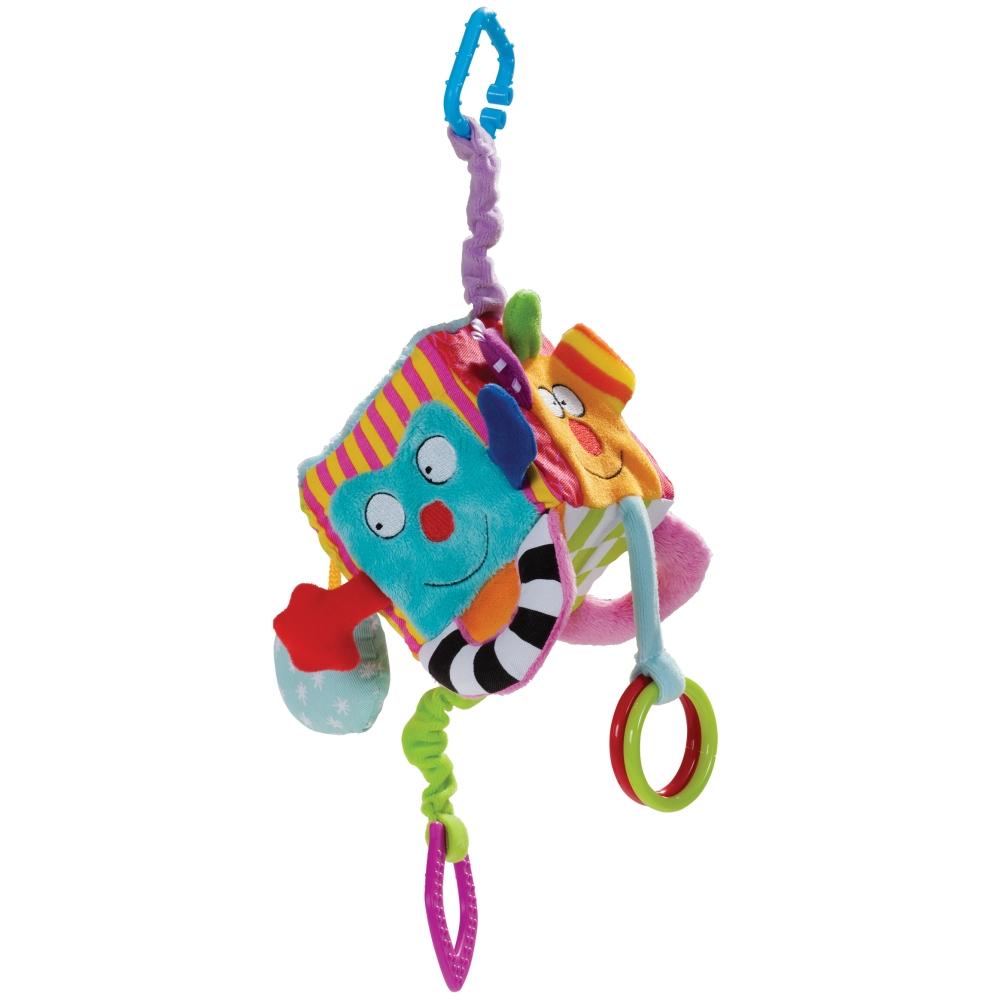 taf toys五感開發系列-酷奇方塊