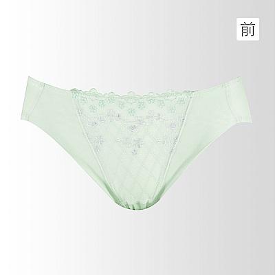 蕾黛絲-順型靠過來-低腰內褲 M-EL(茵草綠)