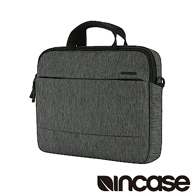 INCASE City Brief 13吋 城市時尚手提筆電包 (麻灰)