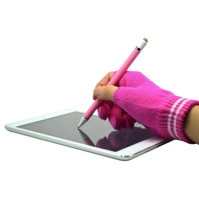 志佳1-5mm筆尖USB充電主動式觸控筆手寫筆-防