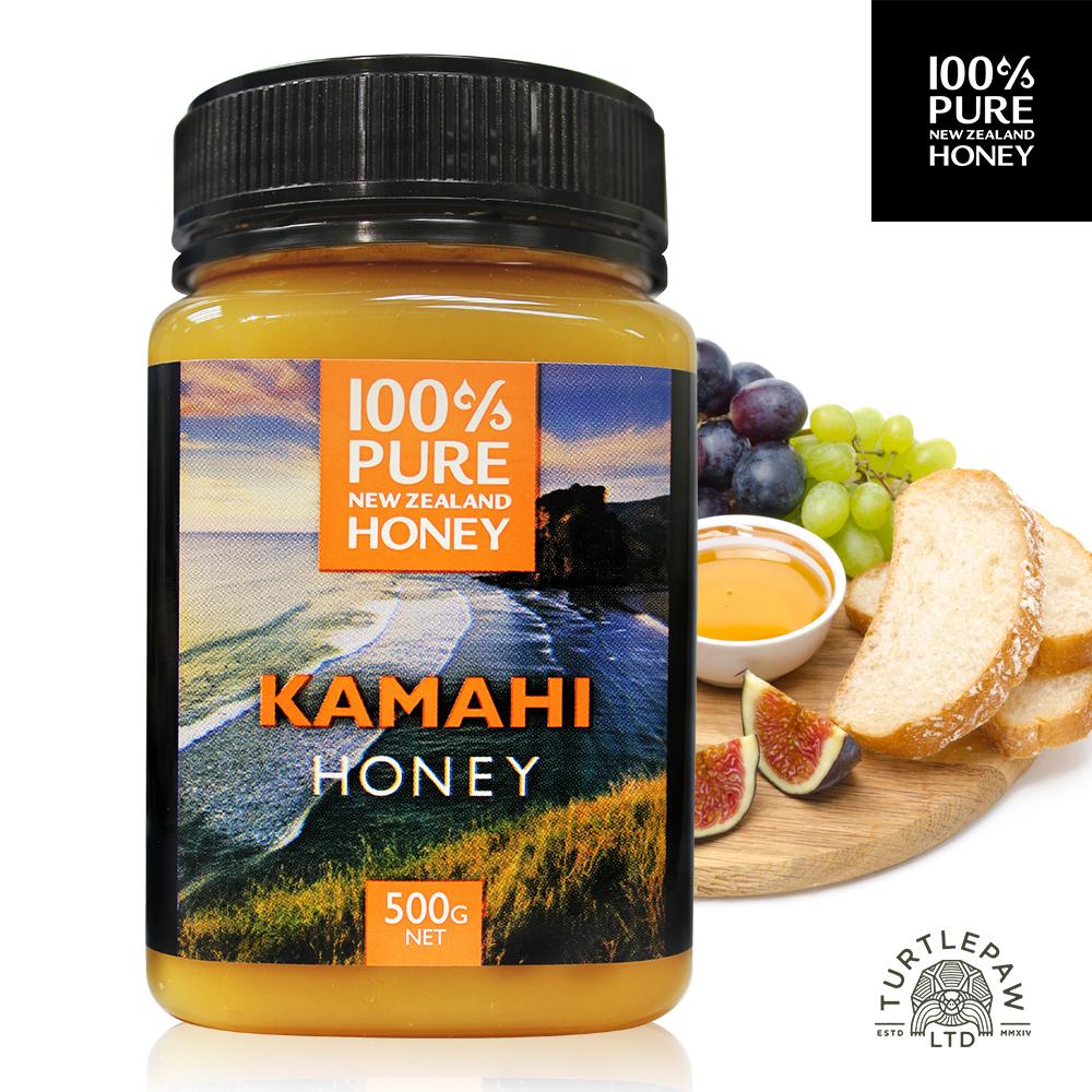 紐西蘭恩賜 卡瑪希蜂蜜1瓶 (500公克)