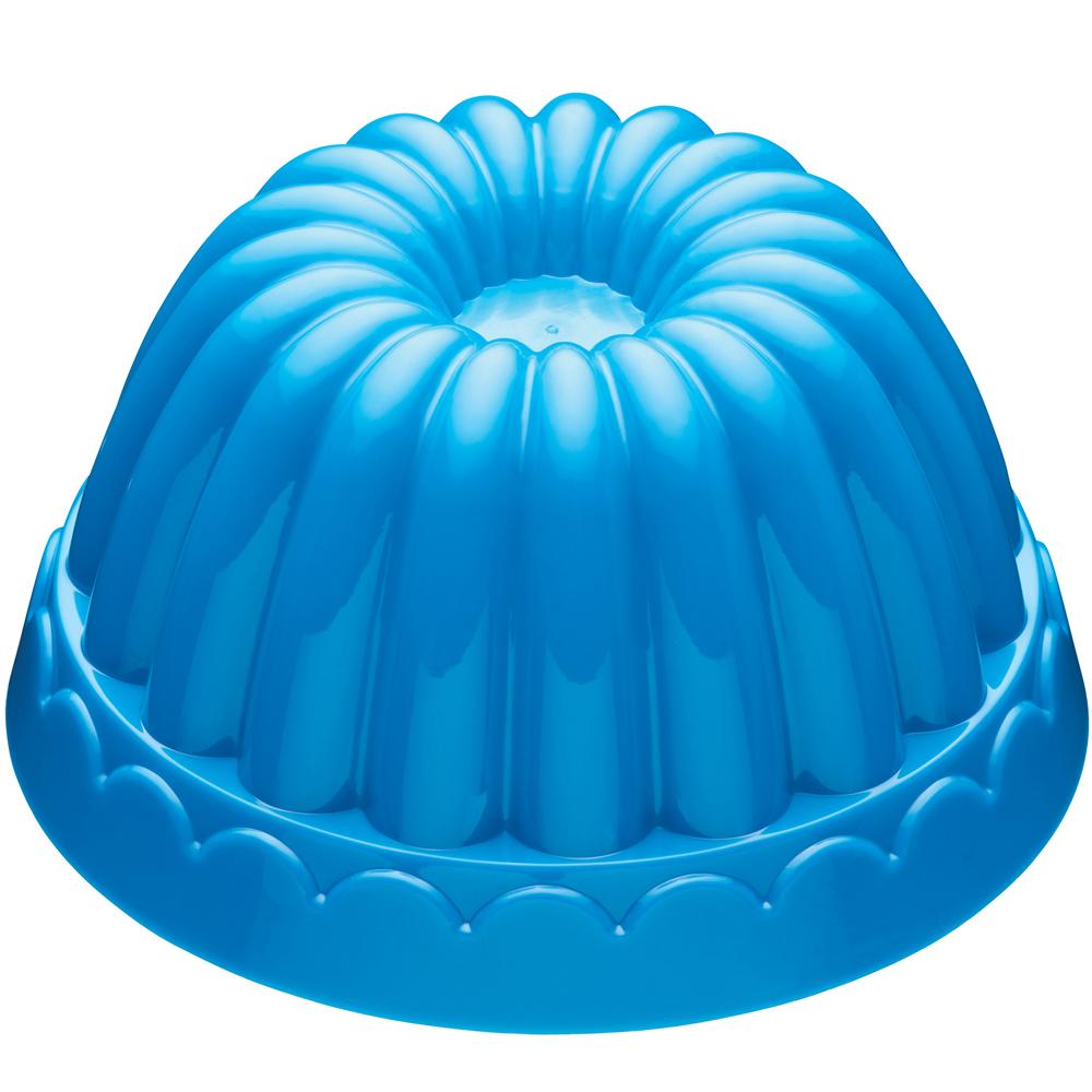 KitchenCraft 皇冠果凍模(藍)