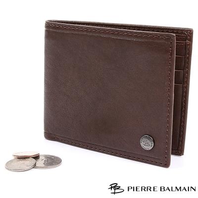 PB皮爾帕門-牛皮短夾