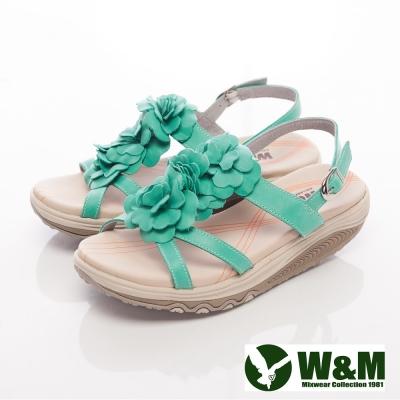 W-M-2014-FIT-三花造型健走族健塑鞋扣環
