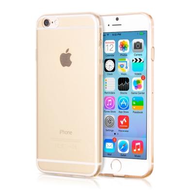 g-IDEA iPhone6S (4.7吋)  極薄超輕量透明TPU手機殼
