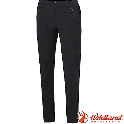 Wildland 荒野 0A61385-95鐵灰色 女彈性Cordura抗UV長褲