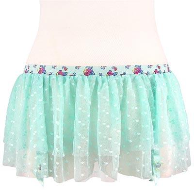 維多利亞的秘密 嫩綠色性感吊襪裙【M/L】