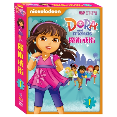 DORA FRIEND 1DVD