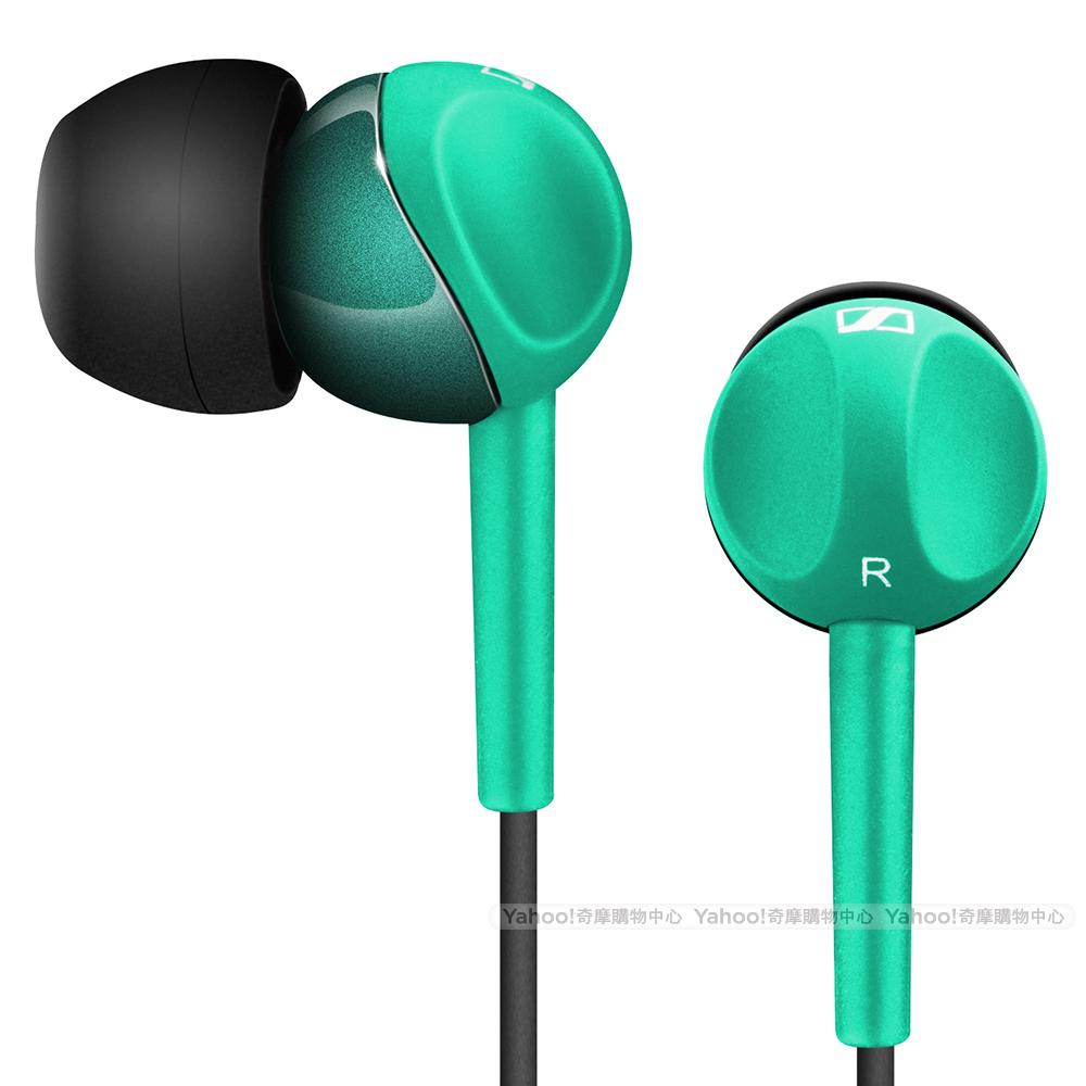 SENNHEISER 聲海 CX215 綠色版 Iconic Sound  耳道式耳機
