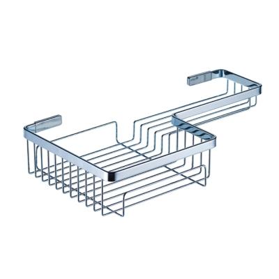 Bachor 不鏽鋼衛浴配件-角落置物架