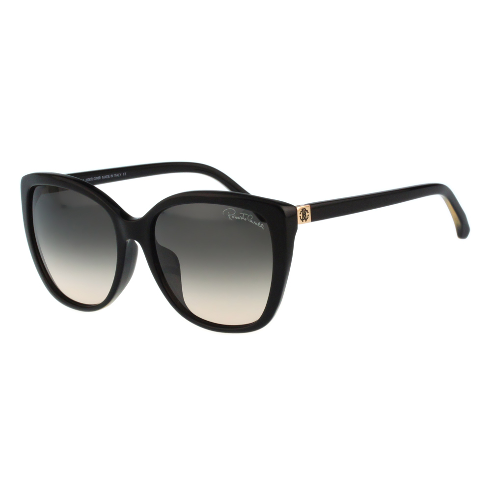 Roberto Cavalli 簡約太陽眼鏡(黑色)