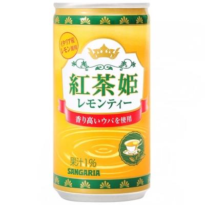 SANGARIA 紅茶姬-檸檬茶(190g)