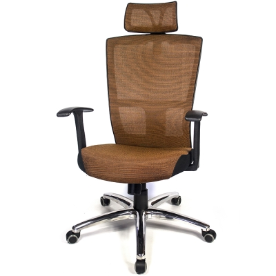 aaronation 愛倫國度 - 多彩設計鋁腳電腦椅AM-A120-CB-L-HF