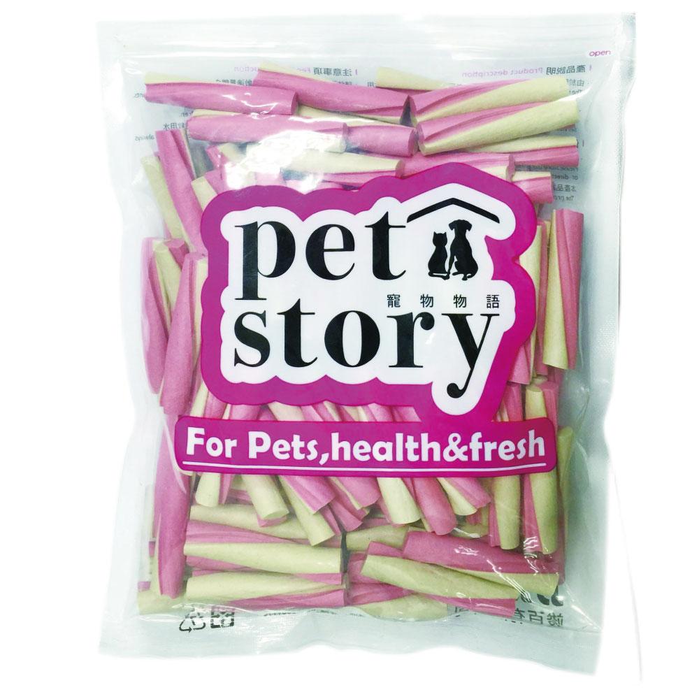 寵物物語-嚼口好味 草莓潔牙骨630g