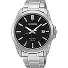 SEIKO CS系列大三針石英錶(SGEH49P1)-黑/41mm