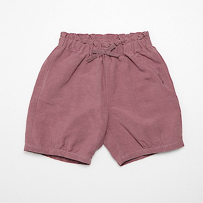 PIPPY 氣質燈籠短褲 紅
