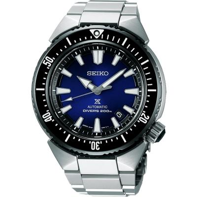 (無卡分期12期)SEIKO PROSPEX SCUBA 200米潛水機械錶(SBDC047J)