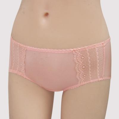 瑪登瑪朵 15AW無敵美G  低腰平口萊克內褲(粉彩粉)