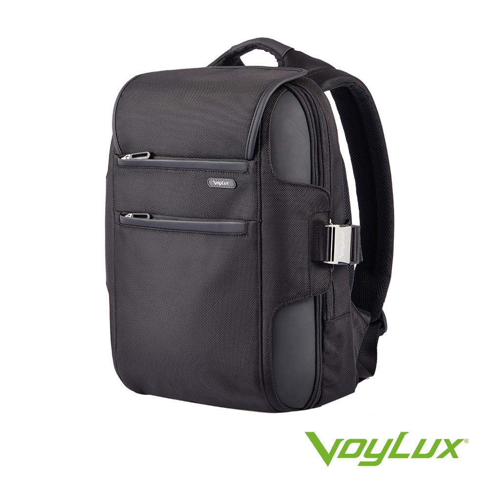 VoyLux伯勒仕-348系列-人體工學-多功能後背包-黑-3480104