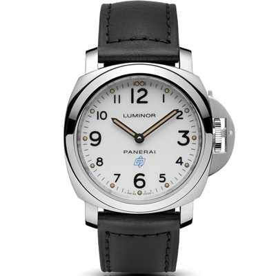 PANERAI 沛納海PAM00630 LUMINOR BASE LOGO白面-44mm