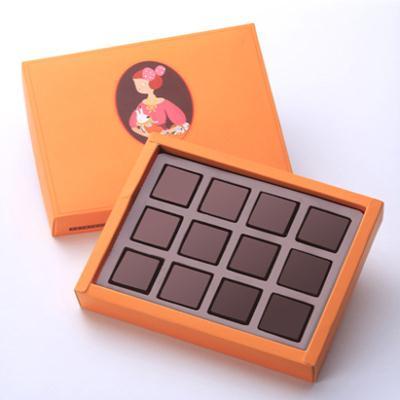 聖保羅烘焙廚房-蔓越莓布朗尼x2盒-12入-盒